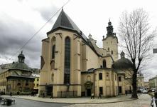 Латинская кафедра, Львов