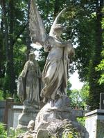 Лычаковское кладбище, памятник